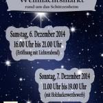 DinA2 Plakat Weihnachtsmarkt 2014_Beitragsbild
